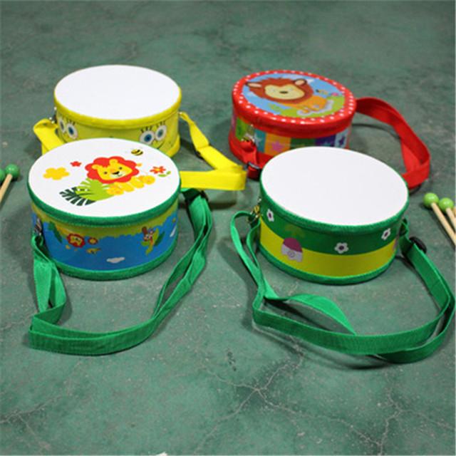 Colorful Waist Drum