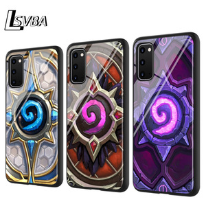Hearthstone classic for Samsung Galaxy Note 10 Lite S20Ultra S20 Plus A01 A21 A51 A71 A81 A91 Super Bright Phone Case(China)