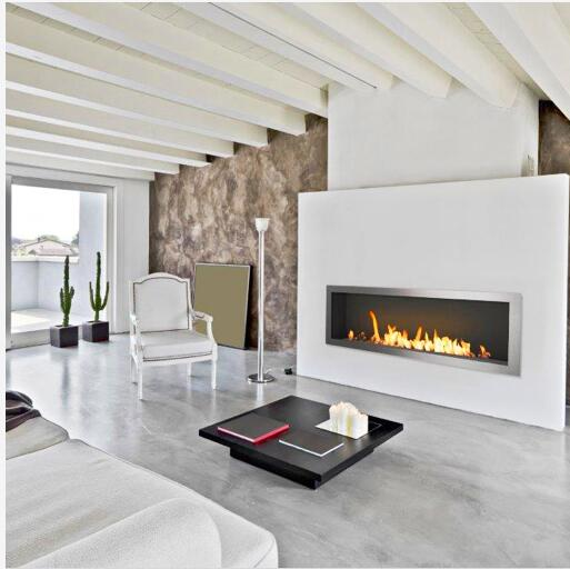 Inno Living 30 Inch  Smart Intelligent Bio Ethanol Fireplace