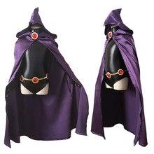 Costumes de Cosplay titan Raven pour adultes, combinaisons + cape + ceinture, costume de bal fantaisie d'halloween