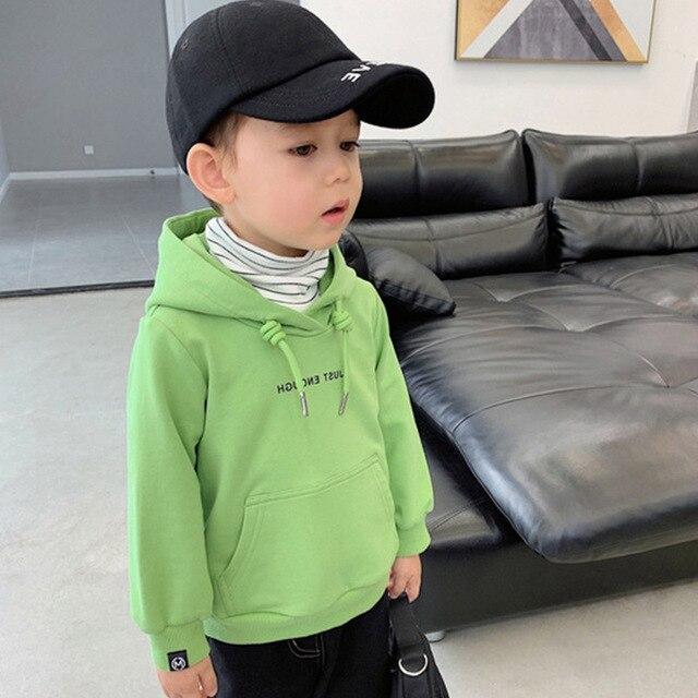Sweatshirt dan Pants Anak  5