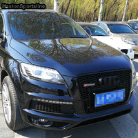 For Audi Q7 SQ7 RSQ7 SQ7 Auto Grill Front Bumper Mesh Grill Grille Car styling 2006 2015