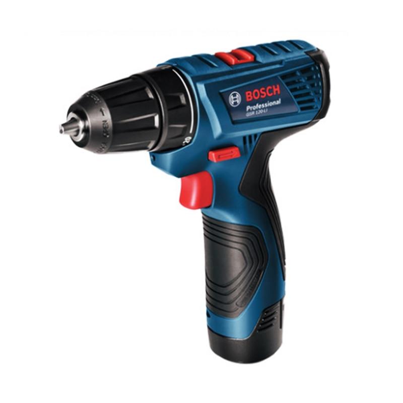 Bosch GSR 120-Li (one Battery)Hand Drill 12V Lithium Drill Household Power Tool Screwdriver