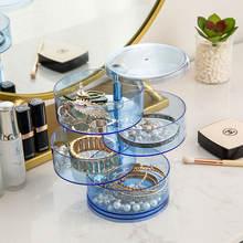 Коробка для хранения ювелирных изделий новый дизайн 4 х Слои