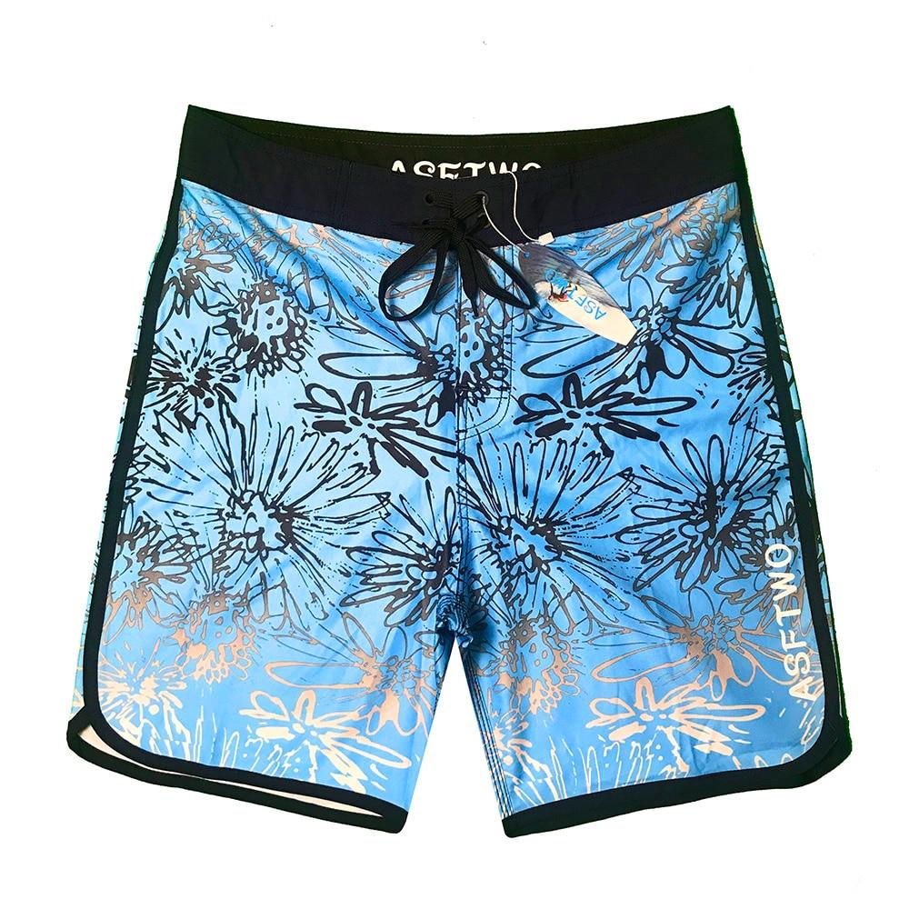 Colorvalue Waterproof Boardshorts Swim Trunks New Men Quick Dry Striped Beach Shorts Ice Silk Fabric Male Bandage SwimsuitBoard Shorts   -
