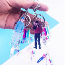 Bangtan7 Dynamite Keychain (7 Models)