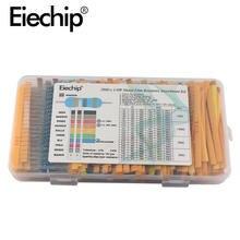 Набор резисторов 130 значения 1/4 Вт 025 1% комплект металлических