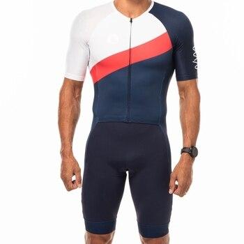 2019 Wynrepubli Pro Tour Team Hombre Триатлон Высокое качество Aero Radfahren Kleidung Велоспорт Джерси Набор Ciclismo Костюм