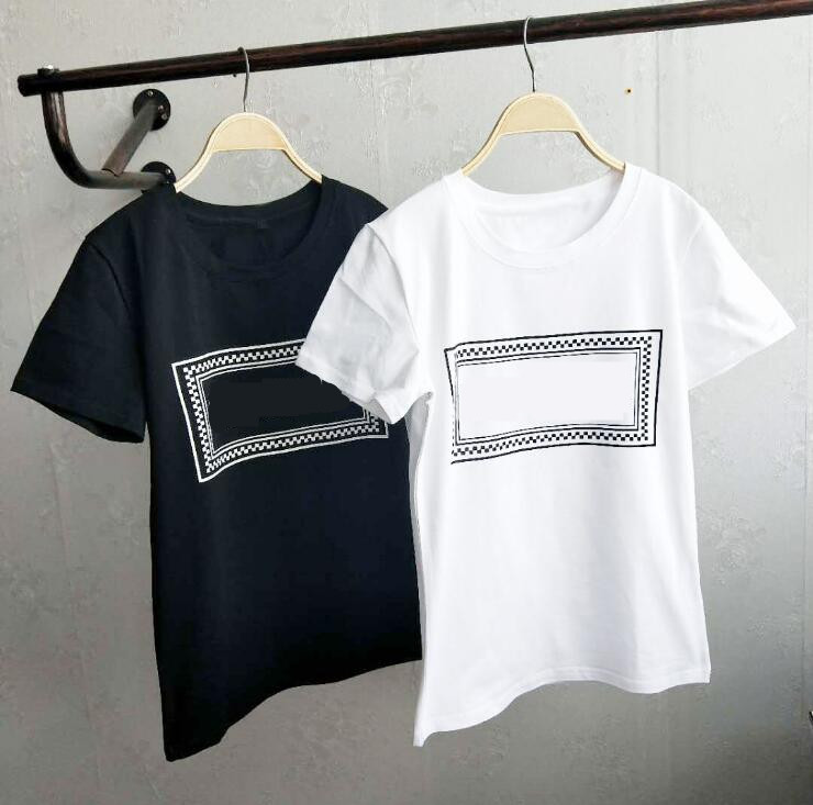 100% Cotton Women Men Summer Creative Letter   T  -  shirt   Short sleeve O-neck Tee Tops Casual Ladies Loose   Shirts   Tops Plus Size