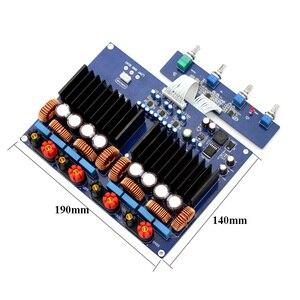 Image 2 - Tas5630 2.1 גבוהה כוח דיגיטלי כוח מגברי לוח Hifi Class D אודיו Opa1632 600W + 2x300W dc48V