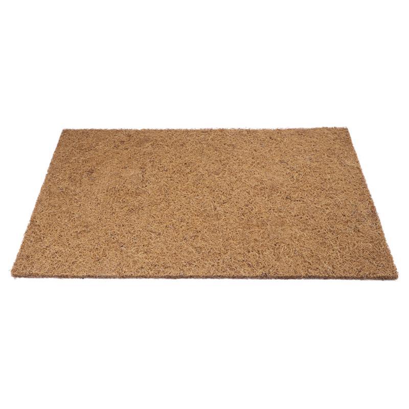 Reptile Carpet Natural Coconut Fiber Carpet Mat Liner Bedding Reptile Supplies for Lizard Snake Chamelon Turtle 60x40cm