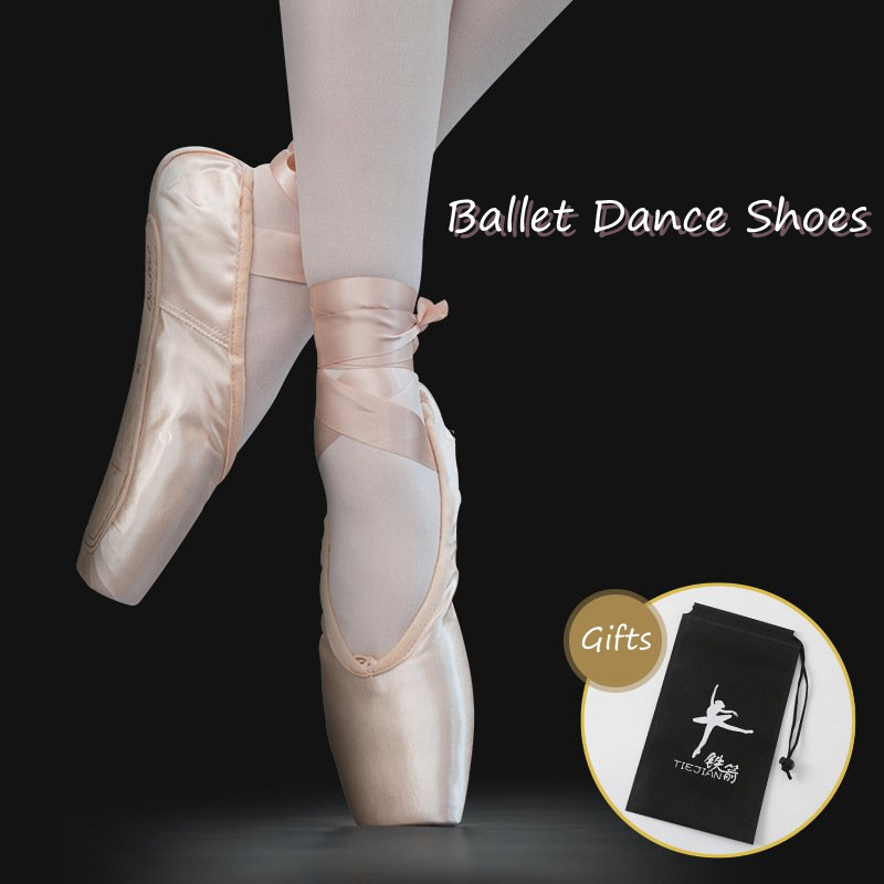 Kids Ballet Dance Shoes Unisex Adjustable Elastic Band Pure Color Elegant Stage Performance High Quality Lightweight Dance Shoes