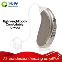 More Glory Digital Hearing Aids BTE Behind the Ear Audio Device Personal Usage Noise Reduction Hearing Amplifier VHP-702