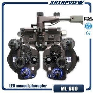 Image 1 - ML 600 Đèn LED Nhiều Màu Sắc Bằng Tay Phoropter Với Chất Lượng Cao