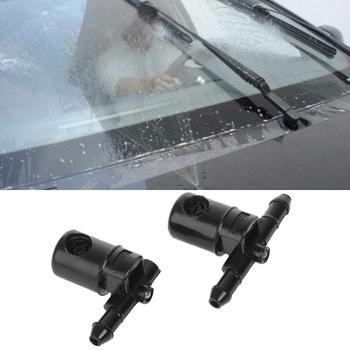2 szt Spryskiwacz do przedniej szyby dysze rozpylające do Buick Opel 12782508 12782509 funkcja dysza wodna tanie i dobre opinie CN (pochodzenie) Plastic Wiper Nozzle