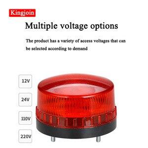 Luz de advertencia LED de alta calidad, resistente al agua, alarma, luz de advertencia girophare, luz de advertencia led, sirena estroboscópica