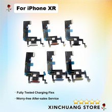Flex-Cable-Ribbon Headphone Original for X-Xr-Xs-Xs Max with Audio-Jack Mic Mic