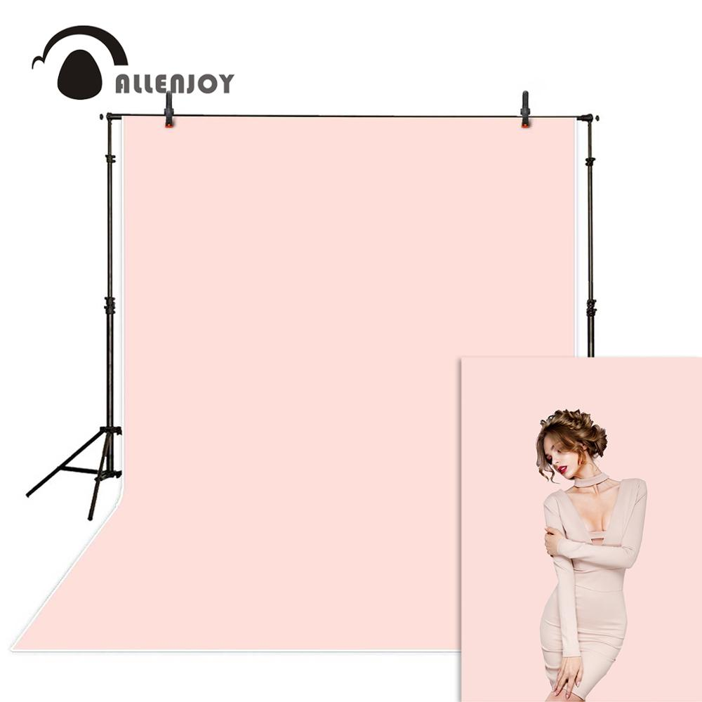 Allenjoy background for photography Solid Pastel Pink backdrop Pure Color background photo studio photobooth photophone portrait