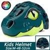 Batfox novo capacete de segurança das crianças ciclismo patinação capacete ultraleve protetor capacete da bicicleta esportes ao ar livre engrenagem protetora 18