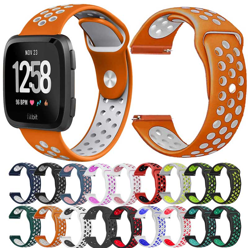 Rubber Strap For Samsung Gear S3 S2 Sport Frontier Classic Silicone Watch Band Xiaomi Huami Amazfit Bip Pace Lite Belt 22mm 20mm