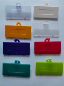 Image 2 - FZQWEG 10 Stück Für Gameboy Tasche Batterie Abdeckung Batterie Tür Ersatz Für GBP Batterie abdeckung
