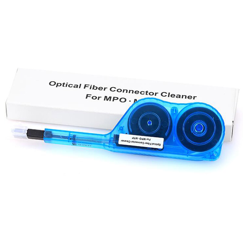 MPO Cleaner 600 Times Cleaning One Click Cleaner For MPO MTP Connector Fiber Cleaning Tool
