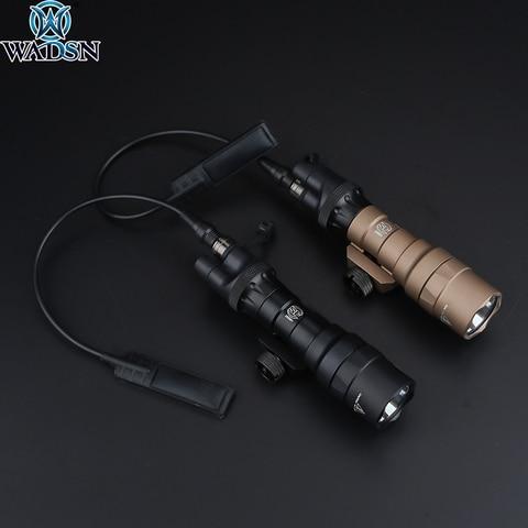 airsoft surefir m300 m300sf scoutlight led 940 lumens destaque tatico caca arma lanterna com sl07