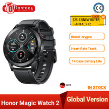 Honor – montre connectée Magic Watch 2, Version globale, Bluetooth 5.1, 14 jours d'autonomie, étanche, Sport, double Mode, pour Android et iOS