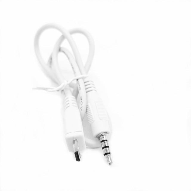 Micro USB To Jack 3.5mm Audio Cable Connector 3.5 Earphone Phone Plug Audio Adapter Cable for V8