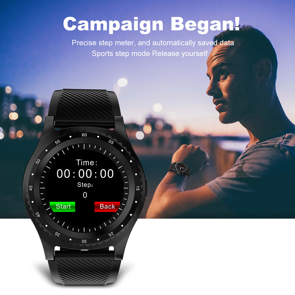 Smart Watch With Camera Bluetooth Sports Watch Men Women L9 Fitness Monitor Support SIM Card Smartwatch For Xiomi Huawe Samsun