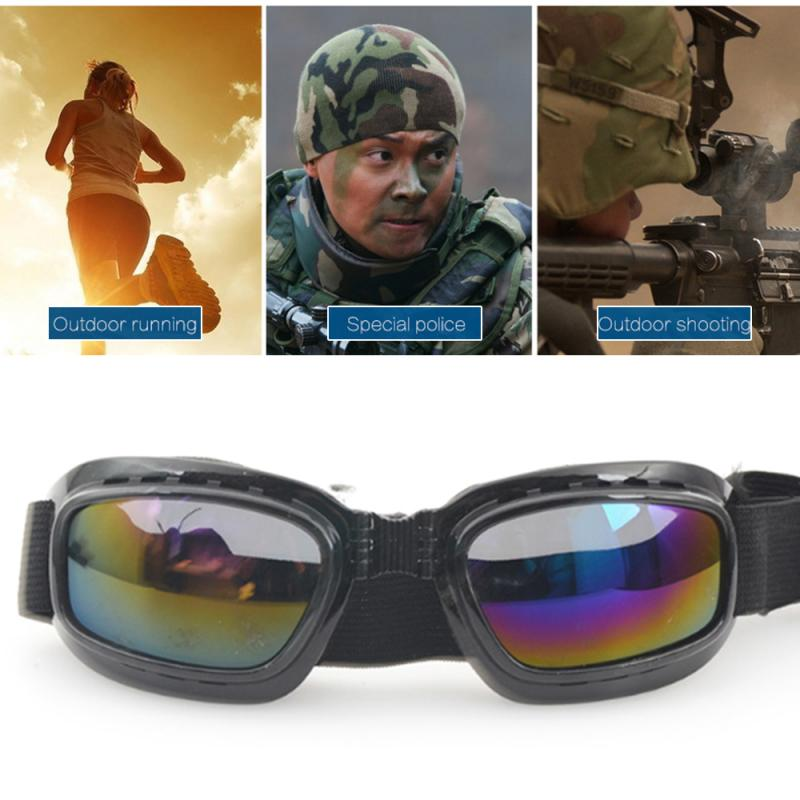 PC Lens Goggles Protective Glasses Protect Eyes Mask Dust-Proof Wind-proof Striking Resistant Safety Security Labor Goggles Hot