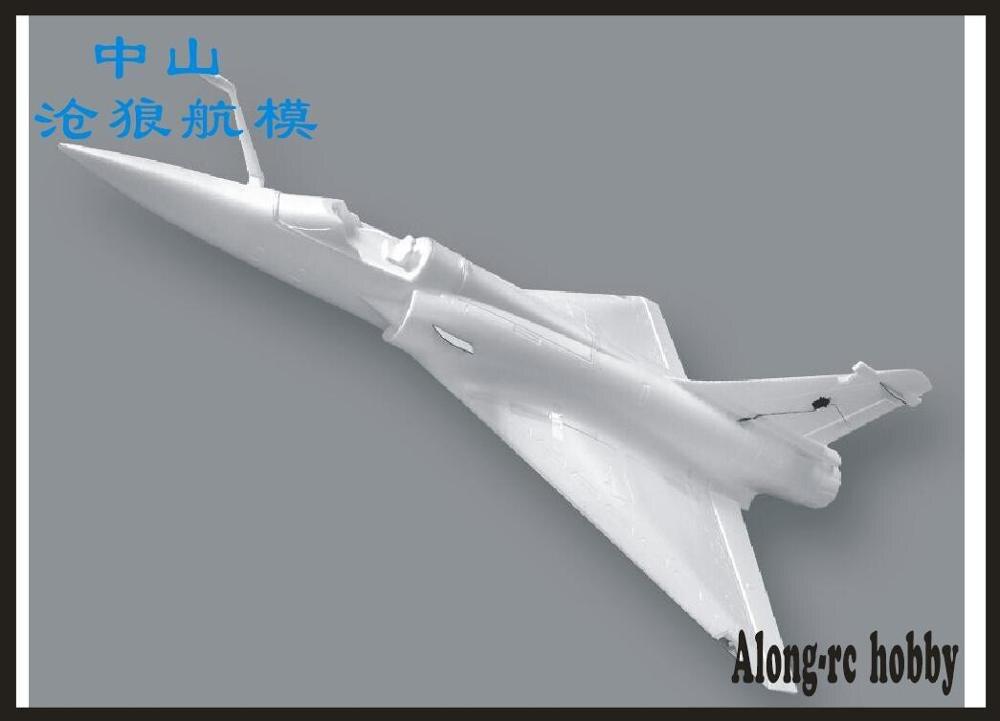 Avion RC EPO 90mm, mousse de Jet EDF, Mirage 2000, kit (KIT uniquement de mousse/pas de télécommande) 2