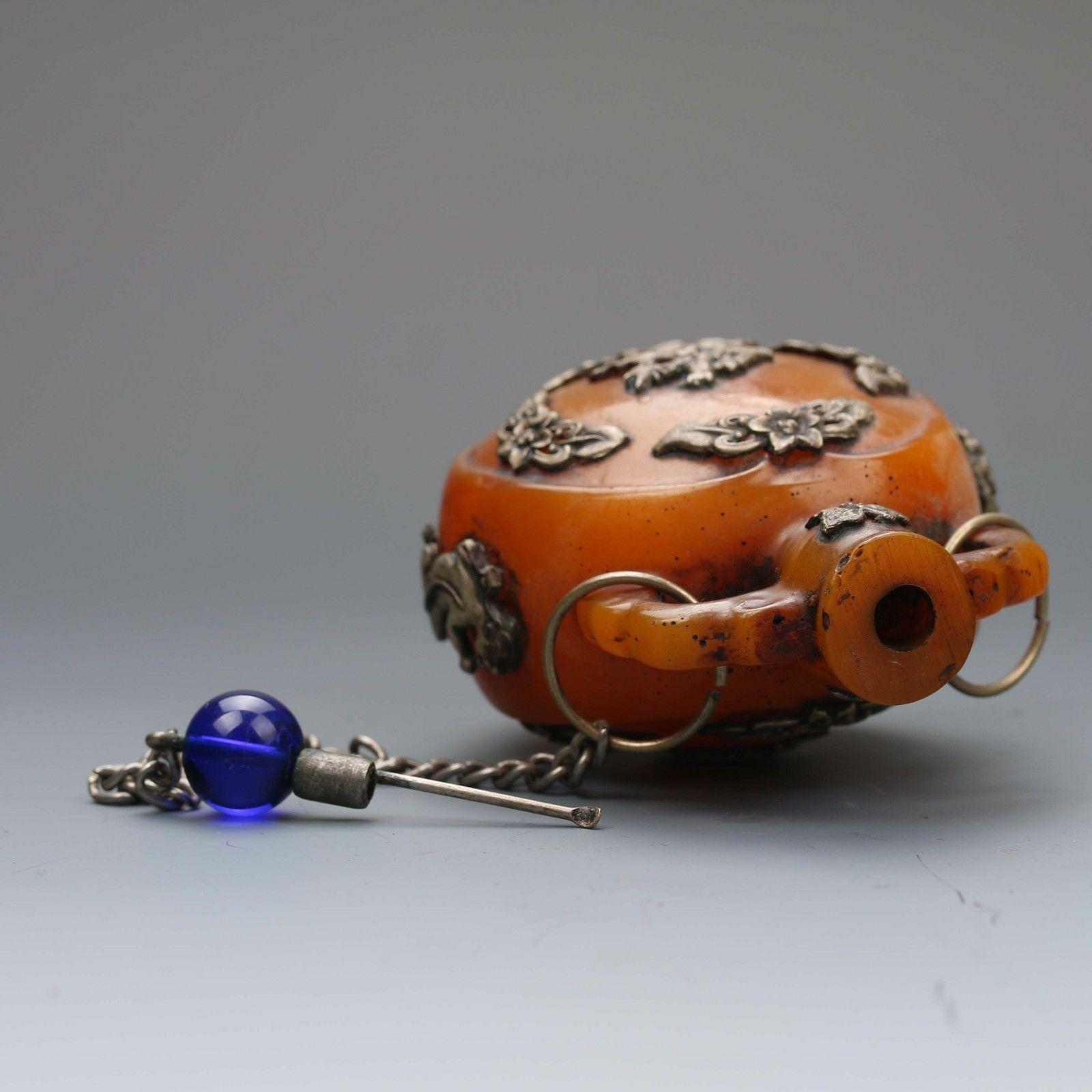 Collection Handwork Resin Carve Might Leopard Exorcism Evil Lucky Bracelet