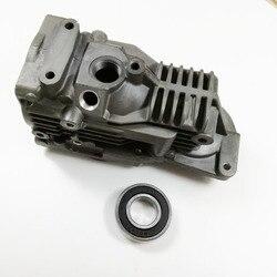 Jeden kawałek samochody uszczelka głowicy cylindra sprężarki powietrza 1643201204 nadające się do mercedes W164 zawieszenie cylinder pompy sprężarki|fit|fit pump  -