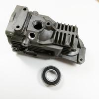 one piece automobiles head gasket air compressor cylinder 1643201204 fit to mercedes W164 suspension pump cylinder compressor