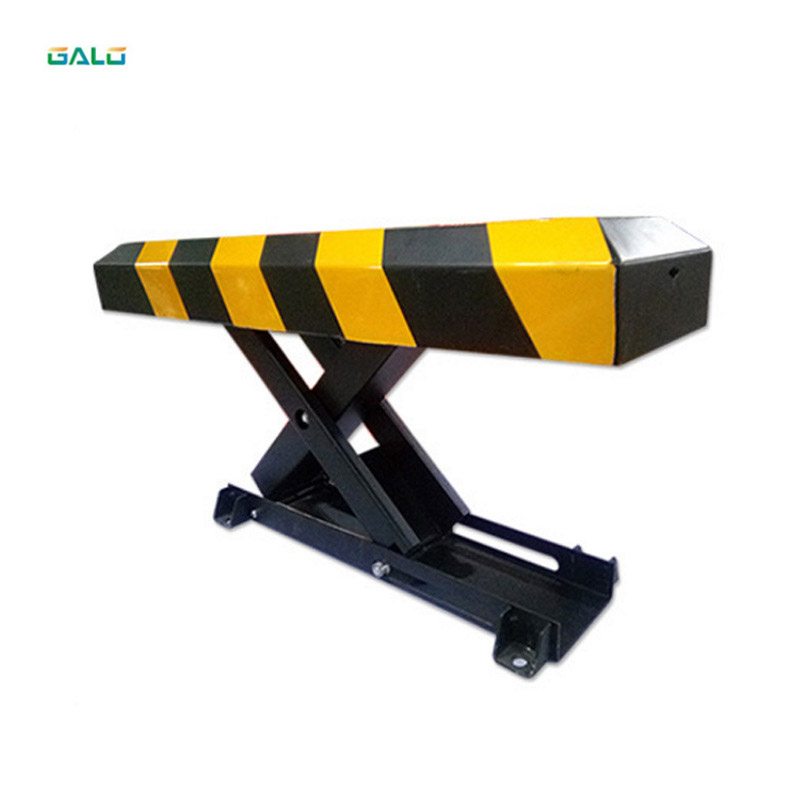 Remote Controls Automatic Parking Barrier,reserved Car Parking Lock,parking Facilities