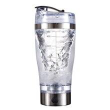 Мини USB 450 мл Электрический автоматический протеиновый шейкер портативный Миксер для смешивания движения вихревой Торнадо BPA бесплатно моя бутылка для воды