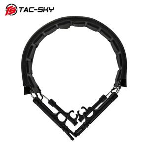 Image 1 - TAC SKY Airsoft Tactical Shooting Headphones with Headband Headband Hoop Bracket Headset Accessories Replacement