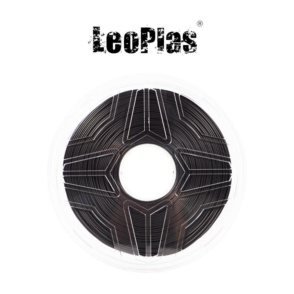 Liquidation vente aux etats-unis espagne entrepôt 1.75mm 1kg 30% fibre de carbone PLA Filament 3D imprimante consommables matériel impression fournitures
