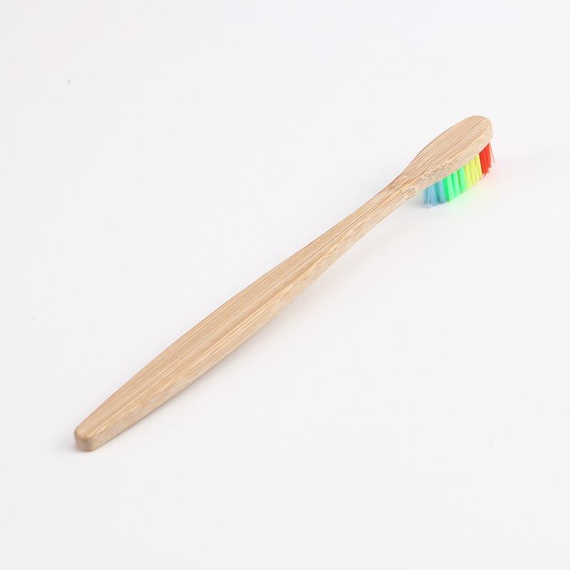 dentes de madeira escovas de dentes cerdas