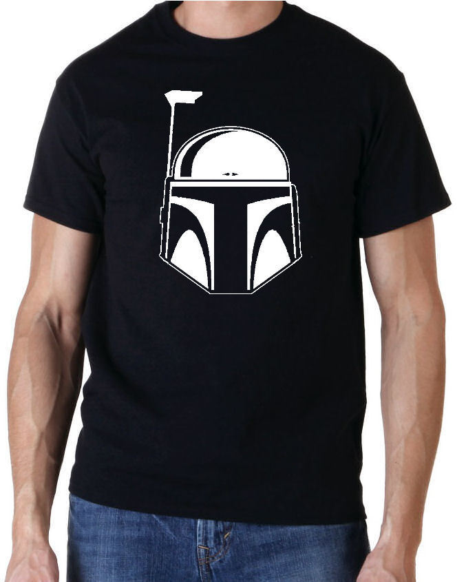 Boba Fett Star Wars Film de Science-Fiction Men T-Shirt image