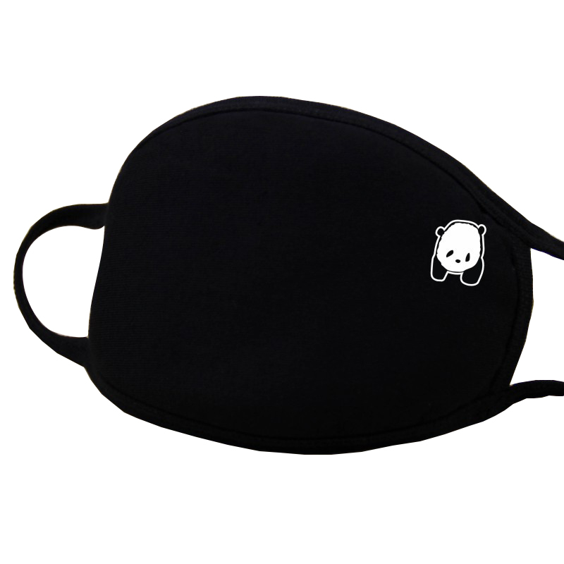 1pc Multi-Style Anime Cartoon Masks Cotton Mouth Mask Anti Dust Mouth-muffle Washable Masks Unisex Face Mask High Quality