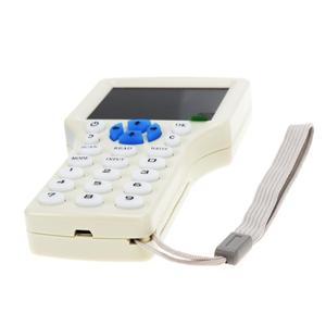 Image 5 - אנגלית 10 תדר מעתיק RFID מזהה IC קורא העתק סופר M1 13.56MHZ מוצפן מעתק מתכנת USB NFC UID תג מפתח כרטיס