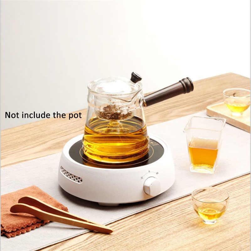 220В горячая плита, мини электрический нагреватель, кофеварка для кофе, молока, супа, нагреватель, многофункциональная плита, 800 Вт, без горшка