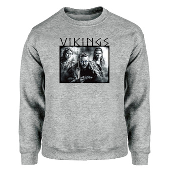 Odin Vikings Sweatshirts Men Lothbrok Lagertha Crewneck Hoodies Sons VikingWinter Autumn Sportswear Gone Valhalla Streetwear 1