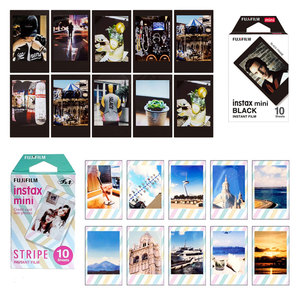 Image 4 - Original Fujifilm Instax mini Film 10 Sheets Instant Film mini 8 mini 9 Photo For 7s 70 SP 1 SP 2 Instant Camera