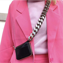 Luxury Small Totes Handbag Designer Shoulder Mini Square Card Purse Women Crossbody Bags Female Crude Chain Strap Shoulder Bag