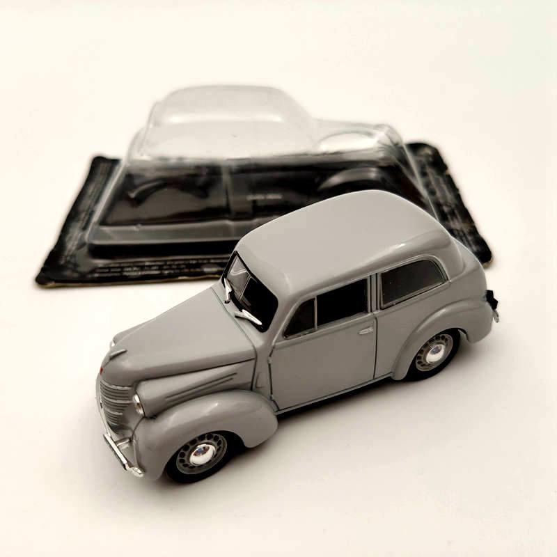 DeAgostini 1:43 КИМ 10-50 СССР литые модели автомобилей игрушки