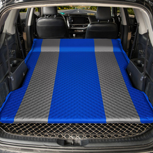 Inflatable Car Mattress SUV Car Bed Mattress Camping Outdoor Back Seat Durable Auto Cushion For Car Travel Air Bed Car Accessori