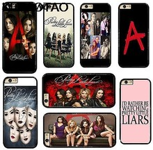 KETAOTAO TV Series Pretty Little Liars Phone Cases for iPhone 4S SE 5 6 5C 5S 6S 7 8 Plus X Case Soft TPU Rubber Silicone(China)